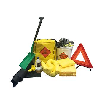 Vehicle Spill Response Kits